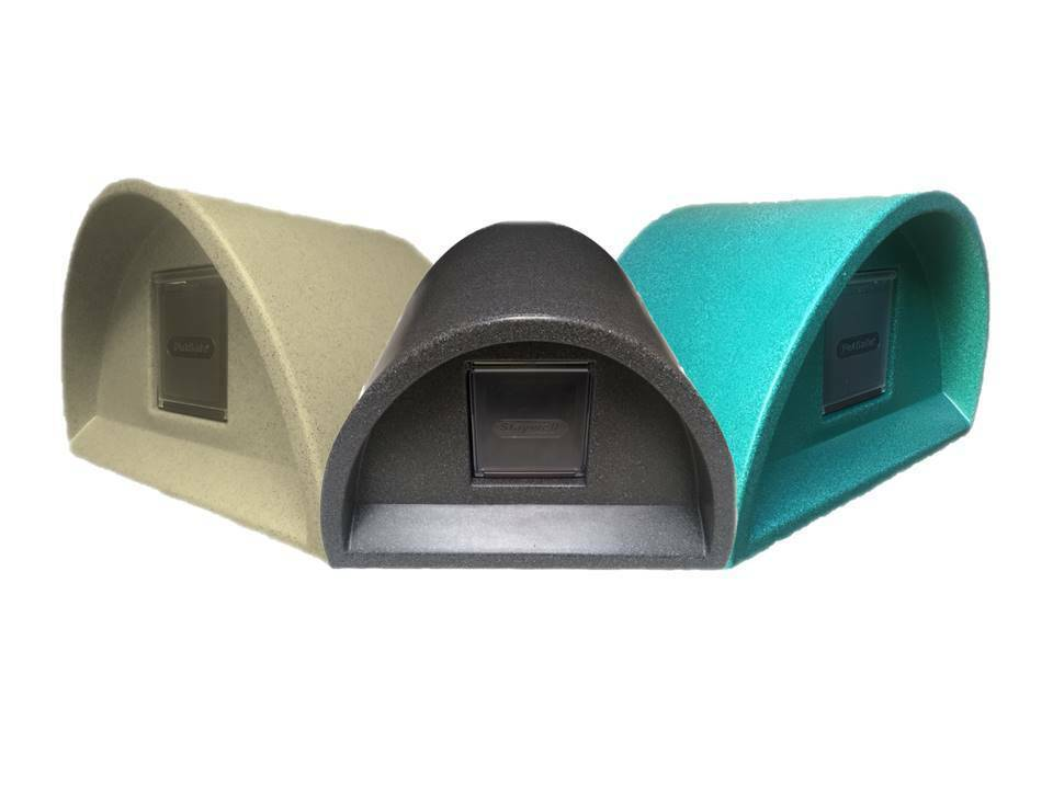 COSY CAGES CHOICE OF COLOURS .99 OUTDOOR CAT SHELTERKENNEL CAT BED
