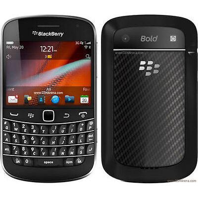 BlackBerry Bold 4 9900 8GB Seller Warranty