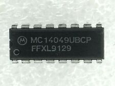 2 x 74hc4049-6 buffers spdt clhc 4049