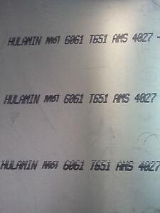 """.050 Aluminum Sheet Plate 5052 12/"""" x 12/"""" set of 2"""