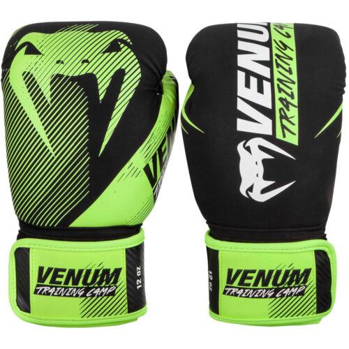 Training Camp 2.0 VENUM Boxhandschuhe schwarz