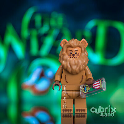 LEGO The Movie 2 Wizard of OZ Collectible Minifigure Sealed Pack Cowardly Lion