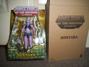 Masters Of The Universe Classics Figure De Huntara. Toujours scellé 887961078213