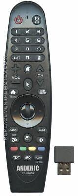 NEW ORIGINAL LG TV MAGIC REMOTE CONTROL AKB73975807 AKB74495507 AGF77202201