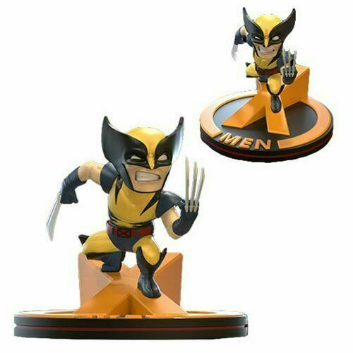 Wolverine QMX Figure - Marvel 80 Years Collectable Q Fig