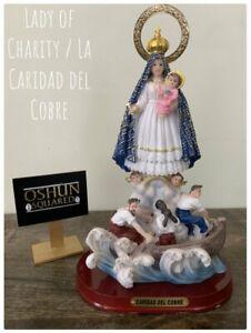 Our-Lady-of-Charity-Statue-Virgen-de-la-Caridad-del-Cobre-Estatua