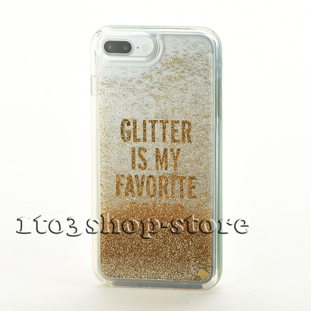 Kate Spade Glitter Is My Favorite Color Iphone
