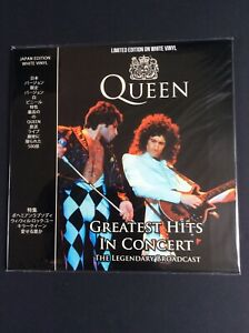 Queen-Greatest-Hits-In-Concert-Ltd-Edn-WHITE-VINYL-LP-CPLVNY336