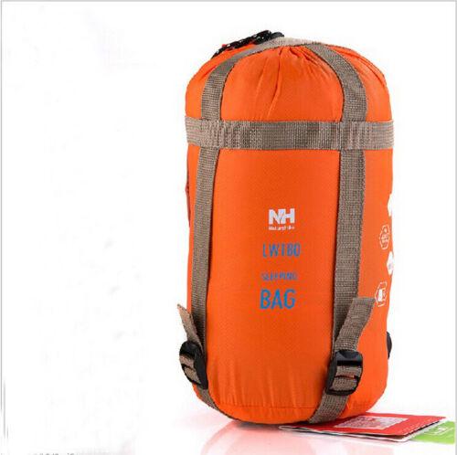 L XL Naturehike Ultralight Sleeping Bag Travel Outdoor Camping Hiking 3-Season