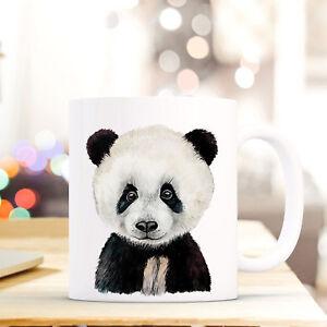 Baby Tassen Liberal Tasse Becher Panda Geschenk Tiermotiv Kaffeetasse Pandatasse Kaffeebecher Ts747 üBereinstimmung In Farbe