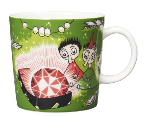 Moomin Mug Thingumy and Bob and The King/'s Ruby Green Arabia *NEW