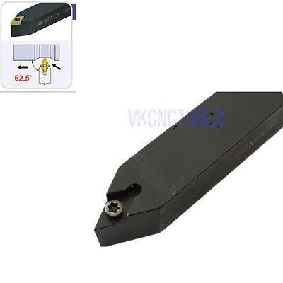 SDNCN1212H11 12mm x100mm external latheTurning Tool Holder+10P DCMT11T304 UE6020