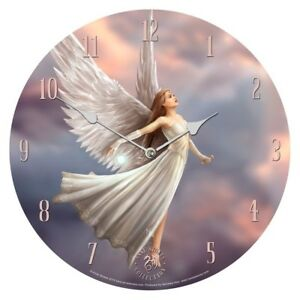 Anne-Stokes-wall-clock-featuring-Ascendance-design
