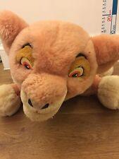 Plush Figure Soft Toy Disney  Lion King  Simba's Pride Talking
