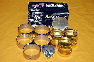 BBC Cam Bearings /& Freeze Plug Plugs Kit Set Big Block Chevy 396 427 454 Bearing