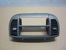 Nissan Micra K12 Luftdüse mitte Armaturenbrett Verkleidung Mittelkonsole 68260