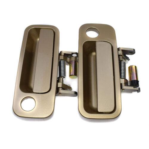 NEW Door Handle Driver outside BEIGE Front Right left Fit For Toyota CAMRY 97-01