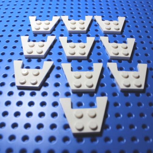 LEGO® 10x Flügelplatte 3 x 4 weiß 40194 48183 NEUWARE