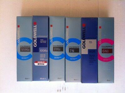 1 x Goldwell Colorance Acid Color Semi-Permanent Hair Color 60ml ( big sell )