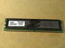 OCZ OCZ2T8002GK 1GB DDR2 800 Dual Channel Titanium Series EPP Ready 4-4-4-15