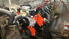 Chevy Ls Crate Engine 408cid Ls2 Ls1 Ls3 Lsx 720hp Turn Key All Aluminum Eng