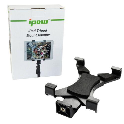 "IPOW Universal iPad Tripod Mount Bracket Adapter For 7/""~9/""Tablet iPad Samsung"