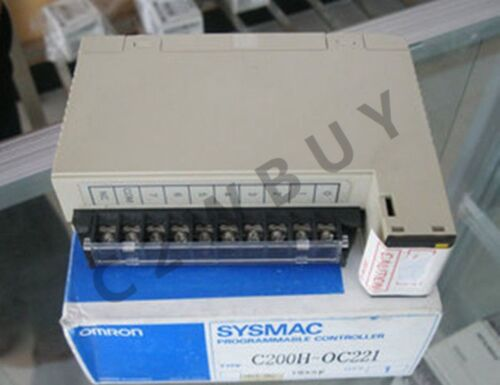 ONE NEW OMRON C200H-OC221 OUTPUT UNIT C200H-0C221