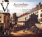 Accordato-Ex Vienna Vol.3 von Gunar Letzbor (2016)