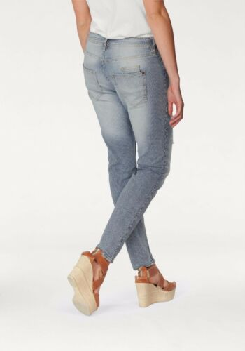 /%SALE/% Tom Tailor Denim Streifen-Slim-fit-Jeans »Lynn« NEU!!