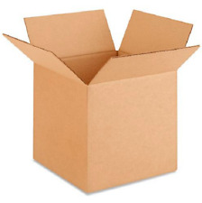 25 10x10x10 Cardboard Paper Boxes Mailing Packing Shipping Box Corrugated Carton