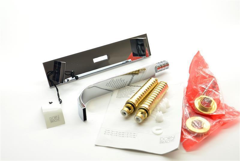 Dornbracht  36015780-00 MEM Waschtisch Wandbatterie Endmontageset 200mm