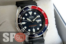 Seiko Automatic 200m Diver Rubber Strap Men's Watch SKX009J1