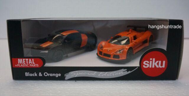 6310-Black u Siku Orange