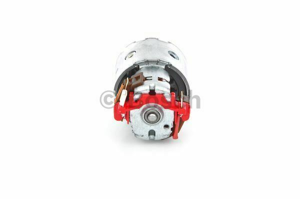 BOSCH Blower Fan Motor For Vehicles With Standard Heating 0130007009