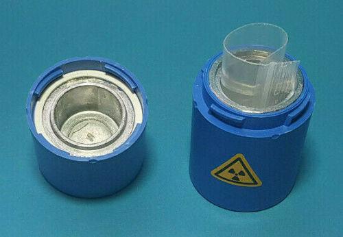 Geigerzähler Pechblende o.ä. für Prüfstrahler Bleibehälter