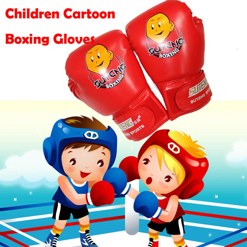 Cartoon Boxing Gloves For Kids Punching Sandbag Gloves Fighting Gloves Boxing Gloves