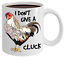 Don-039-t-Give-Cluck-Chicken-Mug-Funny-Gift-For-Chicken-Lover-Farmer-NEW-Coffee-Cup miniature 1