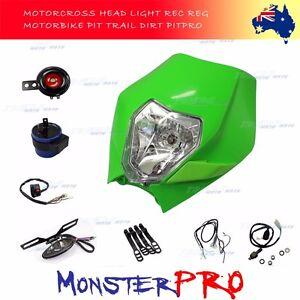 REC-REG-REGO-RECREATION-GREEN-LIGHTING-KIT-For-Yamaha-Honda-Suzuki-Kawasaki-KTM