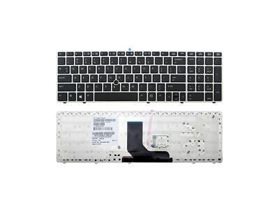 New Genuine HP EliteBook 8560p ProBook 6560b 6565b US Keyboard 641181-001