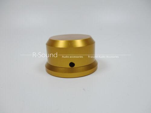 2pcs Φ 38MM All aluminum gold Highlight knob high:22MM; handle position:34MM