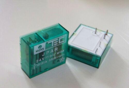 Relai  extra plat 24V DC 1RT  pour Circuit Imprimé