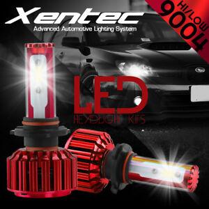 XENTEC LED HID Headlight kit 9004 HB1 White for 1986-1991 Volkswagen Vanagon