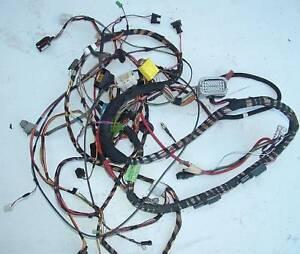 image is loading jaguar-xj8-vanden-plas-wiring-harness-cables-oem