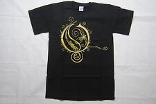 OPETH ROUNDHOUSE O LOGO T SHIRT SMALL NEW OFFICIAL HERITAGE DAMNATION ORCHID BWP