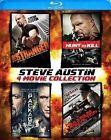 Steve Austin 4 -pack 4pc BLURAY