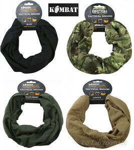 Mens-Army-Combat-Military-Snood-Neck-Scarf-Sniper-Wrap-Veil-Head-Shemagh-Hat-New