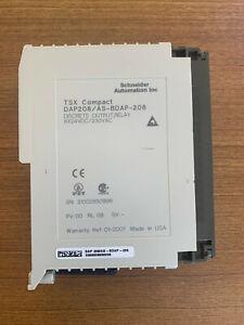 Schneider Modicon AS-BDAP-208 Discrete Output Relay USED