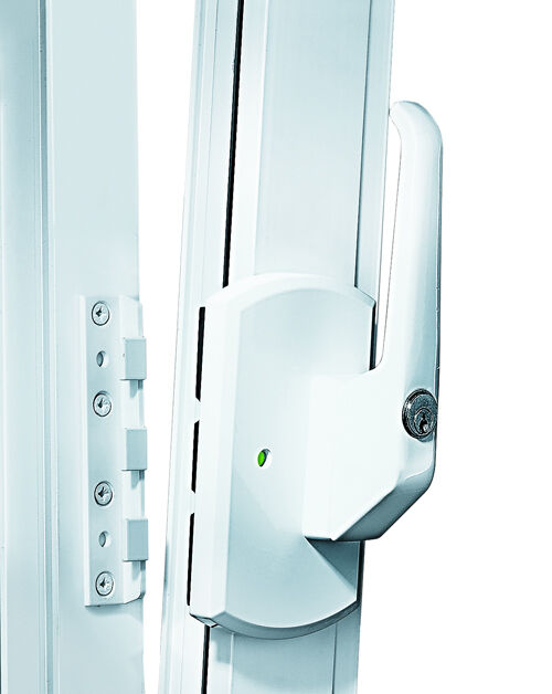 IKON 9M01 Krallfix4 Fenstersicherung Balkonsicherung Balkonsicherung Balkonsicherung abschließbarer Fenstergriff | Fairer Preis  eab0a0