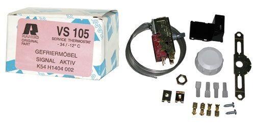Gefrierschrankthermostat Thermostat Ranco VS105 K54H1404  K54-H1404 461959799180