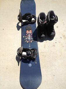 Burton-Canyon-Superfly-Dualzone-Snowboard-Bindings-Boots-13-Free-Shipping